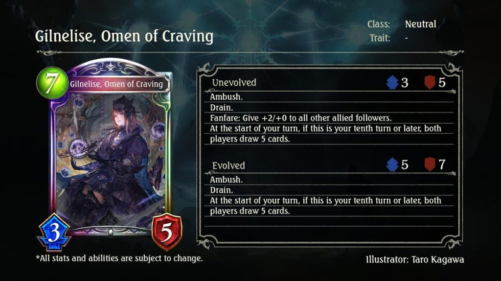 The Draw 5 Is Potentially Really Good In Refuel The Aggressive Decks As Well You Are Also The First Player To Use The Extra Cards Lowering The Downside Of